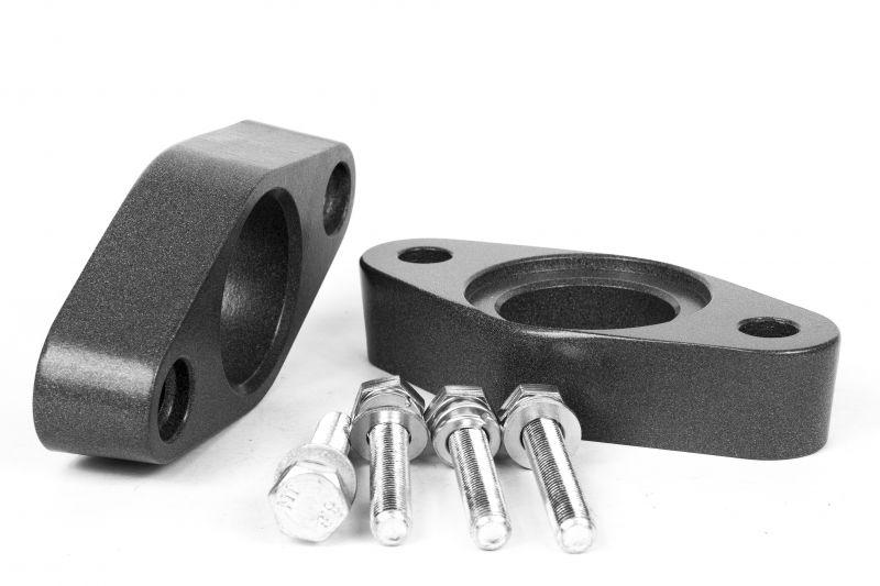 Проставки опор задних амортизаторов Hyundai алюминиевые 30мм (19-15-009М30)
