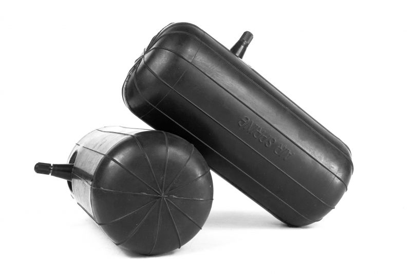 Пневмобаллоны в пружины 85х200 с боковым вентилем